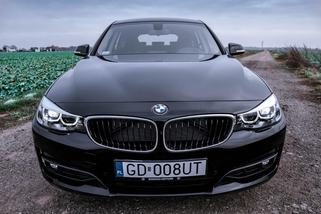 BMW 3GT Wypożyczalnia samochodów Mestenza Rafał Grzebin