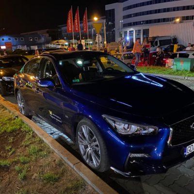 Infiniti Q50 Sport Wypożyczalnia samochodów luksusowych Mestenza Trójmiasto Rafał Grzebin